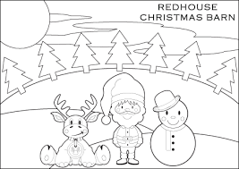 competition redhouse christmas barn