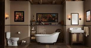 Bathroom Fixtures Seattle by Opulent Oak Hill Suite Of Bath Fixtures Offer Classic Designs With