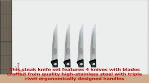 kitchen knives that never need sharpening frosts by mora of sweden m11460 handmade steak knife with 48inch