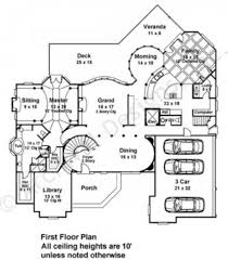 smoke rise castle plans 4000 sq ft house plans
