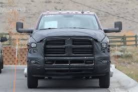 Dodge Ram Cummins Grill - spied 2018 ram 2500 3500 heavy duty with updated cummins