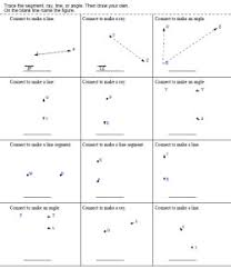 lines rays and line segments worksheets lines and line segments printables worksheets and lessons