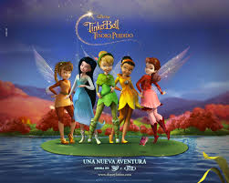 pc tricks tinkerbell wallpapers