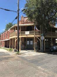 in a little central texas town a new hotel builds on old