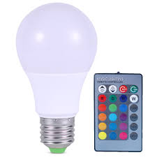light bulbs that gradually get brighter rgb e27 led high power bright bulbs l 3w 5w 7w 220v led mini rgbw