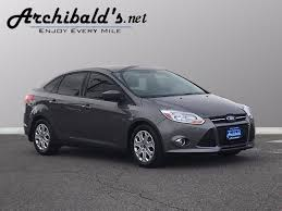 used ford focus 2012 used ford focus at archibald s serving kennewick wa