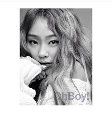 hyorin put on long hair hyorin s oh boy k pop amino