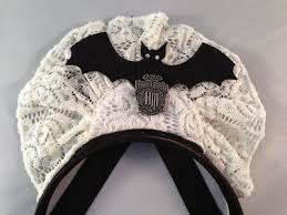 bat headband shopaholic haunted mansion hostess bat headband
