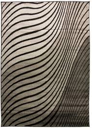 Modern Rug Uk Sincerity Modern Ripple Grey Black Rug Modern Rugs For Sale