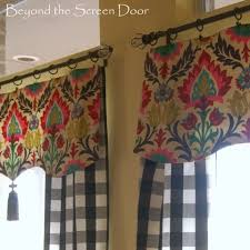 Red And White Curtains For Kitchen by Best 25 Buffalo Check Curtains Ideas On Pinterest French