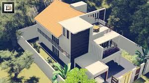 3d Home Designer Ps 3d Home Design Srilanka House Plan Youtube