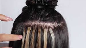 best type of hair extensions in hair extensions how to apply glam strands