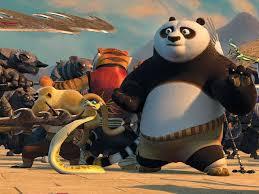 kung fu panda 2 wolf army wallpaper