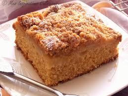 cuisine gateau aux pommes gâteau façon crumble aux pommes le cuisine de samar