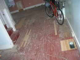 Subfloor Basement A New Life For Old Pine Floors Helter Shelter Dc