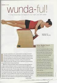 Pilates Chair Exercises Pilates Style Magazine