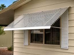Standing Seam Awnings Metal Roof Window Awnings