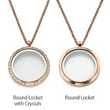 floating locket necklace chains images Engraved floating charms locket with rose gold plating quot for mom jpg