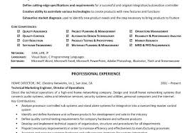 Professional And Technical Skills For Resume Technical Skills Resume Resume Badak