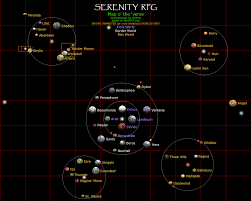 Map Of Universe Firefly Universe Map By Leam