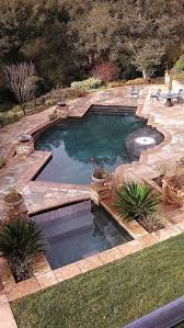 Backyard Pool Images by Best 25 Pool Shapes Ideas Only On Pinterest Pool Designs