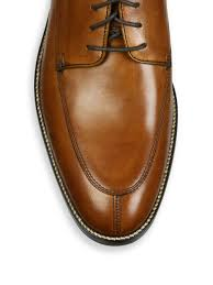 Lenox Tan by Cole Haan Lenox Hill Derby Shoes In Brown For Men Lyst