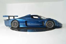 maserati mc12 blue one of 12 maserati mc12 corsa listed for 3 million u2013 photo