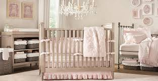 Interior Design With Flowers Bedroom White Baby Room Design With White Cradler And Bedding
