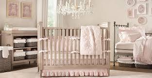 Baby Valances Bedroom Astonishing Baby Bedroom With Striped Crib Bedding