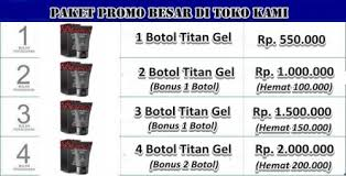 titan gel aseong farma