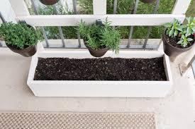 Diy Vertical Herb Garden How To Build A Vertical Balcony Garden