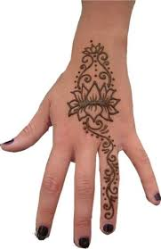 nice henna tattoo design on hand flash tattoos henna airbrush