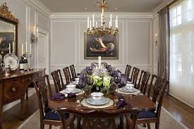 dining room wall molding dining room traditional with chair rail