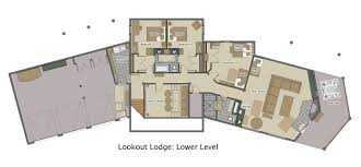 Twin Home Floor Plans Lookout Lodge Moving Mountains
