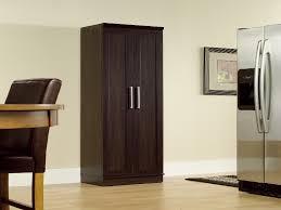 kitchen metal drawer organizer brown wood base cabinet white