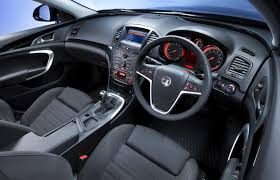 Premium Feel And Stunning Design Define New Insignia U0027s Interior