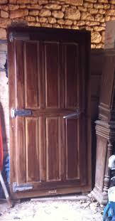 porte de chambre froide cuisine porte de chambre froide en bois les vieilles choses porte