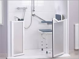 Disabled Half Height Shower Doors Half Height Shower Doors Really Encourage Assisted Showers