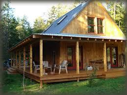 Cheap Barn Homes Building A Pole Barn House U2013 Modern Homesteading U2013 Mother Earth