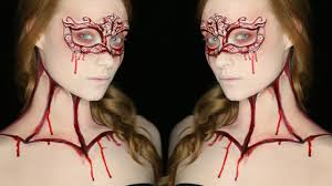 Carved Masquerade Mask Special Fx Series Cc Youtube