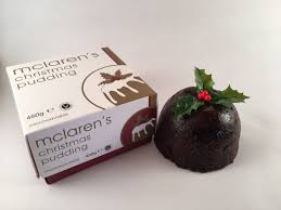 mclaren u0027s christmas pudding