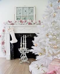 projects idea white christmas tree decor marvelous design 33 chic