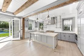 wire brushed white oak kitchen cabinets wide plank white oak hardwood flooring naples