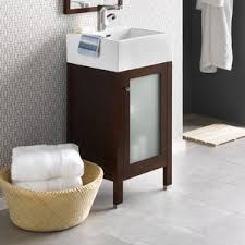 18 inch bathroom vanity wayfair