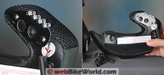 Motorcycle Helmet Lights Vemar Jiano Evo Tc Helmet Review Webbikeworld