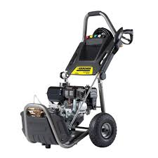 simpson powershot 4200 psi 4 0 gpm gas pressure washer powered by