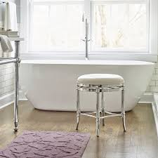 Bathtub Bench Seat Bathroom Tall Vanity Stool Bench Seat Chair Amazon Benches For
