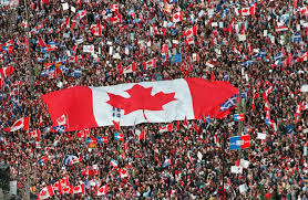 Canadian Flag 1960 150 Years Of Canada In 25 Photographs Tvo Org