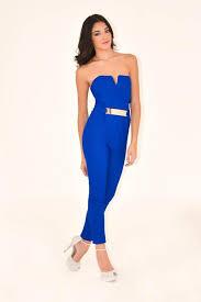 royal blue jumpsuit free royal blue jumpsuit lufashion s joaquin blanco
