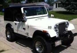 1980 jeep wrangler sale 1980 jeep cj 7 for sale temple ga carsforsale com